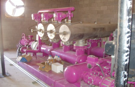 ASCARATE GC - PUMP STATION