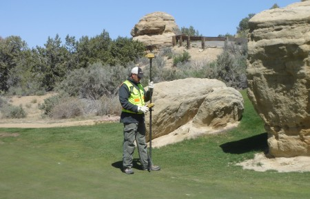 IRRIGATION MAPPING - PINON HILLS GC